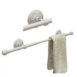 support de serviette 47 cm à ventouses