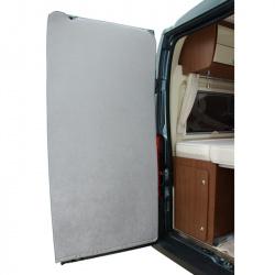 Rideau isolant 1 pièce pour porte arrière fourgon FIAT/DUCATO à partir de 2007