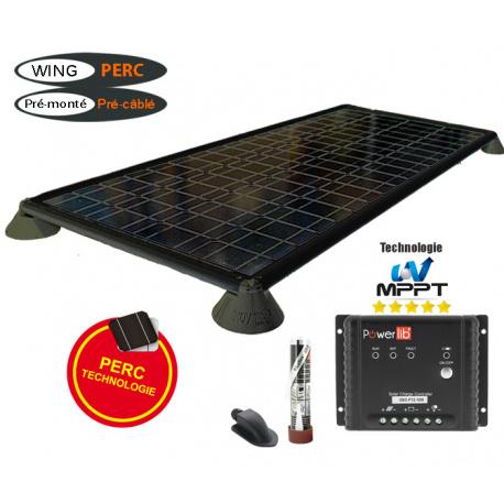 Kit panneau solaire Technologie PERC Haute puissance