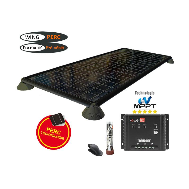 panneau solaire technologie perc augmentez votre. Black Bedroom Furniture Sets. Home Design Ideas