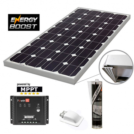 Kit panneau solaire Energy Boost 2018 MPPT
