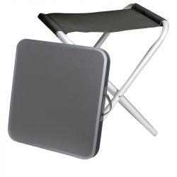 Pack chaise pliante avec plateau de table et housse HOGGY