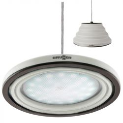 Lampe Led suspendue rétractable