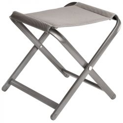 Tabouret pliant DREAM 3D Gris clair