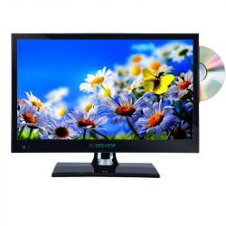 "TV LED HD DVD 15.6"" 39cm"