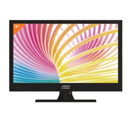 """TV LED HD 15.6"""" 39cm"""