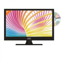 TV Ultra HD DVB T2 39 cm DVD ANTARION