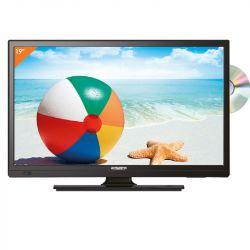 Téléviseur LED DVD T2 47 cm Antarion
