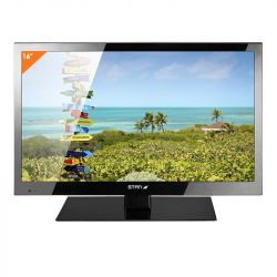 STANLINE TV LED 19 '' DVD HD