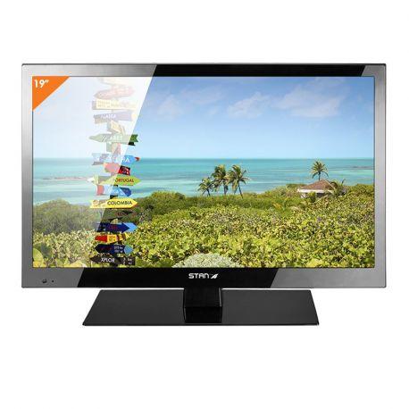 STANLINE TV LED 47 cm HD - DVBT-C/ T2/ S2