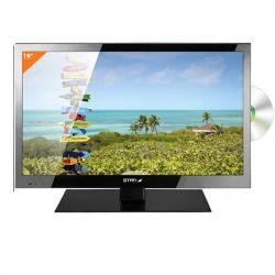 STANLINE TV LED 47 cm DVD HD - DVBT-C/ T2/ S2