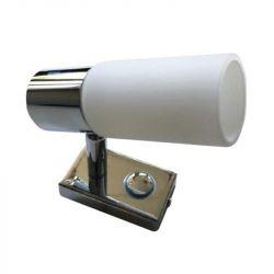 Spot LED avec interrupteur tactile et abat-jour