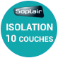 10 COUCHES