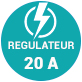 regulateur 20